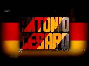 WWE Antonio Cesaro New Titantron 2013 and Theme Song with Download Link