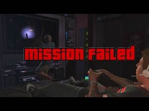 Gta 5 ways to fail mission # 9 daddy's little girl