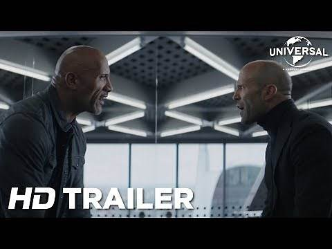 Fast & Furious: HOBBS & SHAW / Official Trailer / UNIVERSAL PICTURES / HD