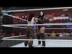 WWE 2K19 - All Women's Signatures And Finishers - Xbox One - Part 1