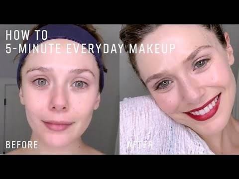 How To: 5-Minute Everyday Makeup | Full-Face Beauty Tutorials | Bobbi Brown Cosmetics
