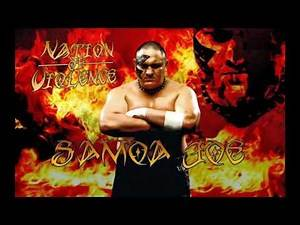 Samoa Joe theme song