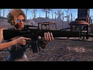 Fallout 4 - M16A3 Weapons Mod