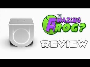 OUYA Game Reviews: Amazing Frog