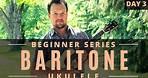 Baritone Ukulele Beginner Series   Day 3   Tutorial Chords Play Along