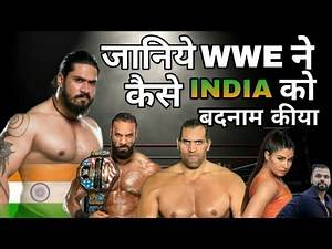 How WWE insulted India and Indian wrestlers