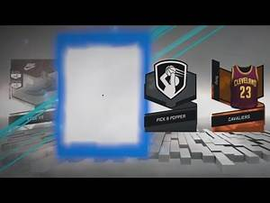 NBA 2K17 PS4 My Team - 1st Pack Opening!