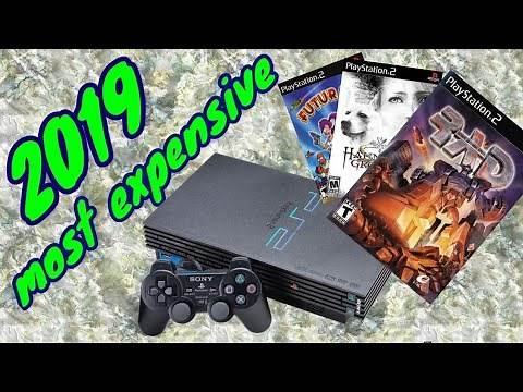 Top 10 Most Expensive PS2 Games of 2019