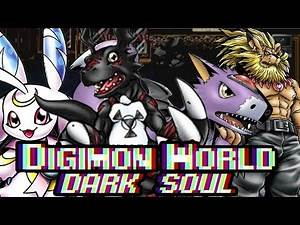 Digimon World : Dark Souls - THIS GAME IS SO GOOD!! (Digimon Fan-Game)