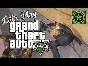 Let's Play: GTA V - Top Fun Times