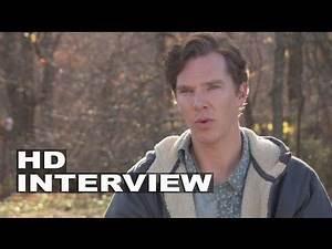 "August: Osage County: Benedict Cumberbatch ""Little Charles Aiken"" On Set Movie Interview"