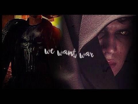we want war | multifandom.