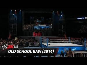 WWE 2K14 Community Showcase: Old School RAW Arena (Xbox 360)