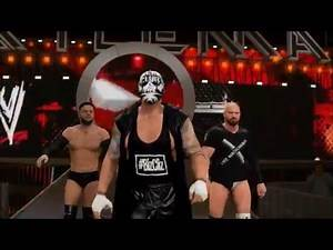 WWE 2K16 - Balor Club Vs The Wyatt Family - Potential Dream Match