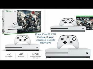 Xbox One S Review | Best Xbox Games Console Bundle Review