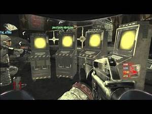 COD Black Ops Zombies Moon Cryogenic Slumber Party And Big Bang Theory Easter Egg Part 1