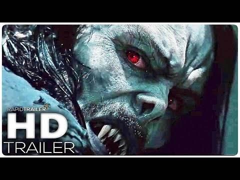MORBIUS Official Trailer (2020) Jared Leto, Marvel Movie HD