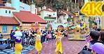 [4K] Amusement Park Festival / Lotte World Parade