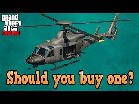 GTA online guides - Valkyrie review