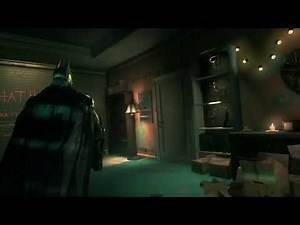 Batman: Arkham Knight: the Barbara Gordon Killing Joke scene