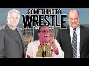 Bruce Prichard shoots on Eric Bischoff and Paul Heyman segment at Royal Rumble 2004