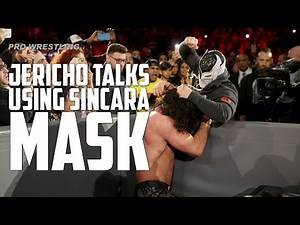 "Chris Jericho Talks About Wearing The Sin Cara Mask On Raw; Says Was ""Big FU To ICW"" (AUDIO)"