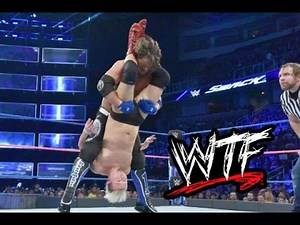 WTF Moments: WWE SmackDown (Oct 11, 2016)