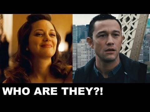 John Blake & Talia al Ghul in The Dark Knight Rises 2012? : Beyond The Trailer
