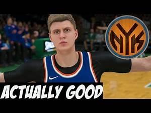 NBA 2K18 Knicks MyGM/MyLeague Y2   Are We Actually Good?
