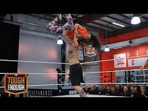 Tanner und GiGi im Trainings-Match: WWE Tough Enough – 11. August 2015