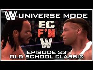 WWE Universe Mode - ECW - Old School Classic! (Episode 33)