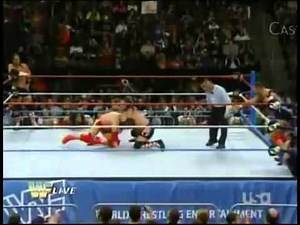 WWE Old School Raw 2010 4/12