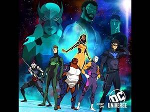 Young Justice Outsiders Episode 19 Elder Wisdom Review