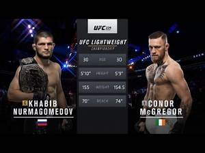 UFC 254 Free Fight: Khabib Nurmagomedov vs Conor McGregor