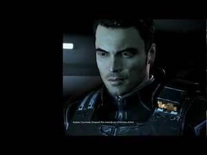 Mass Effect 3: Kaidan remembering Virmire