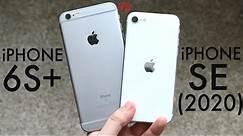 iPhone SE (2020) Vs iPhone 6S Plus! (Comparison) (Review)