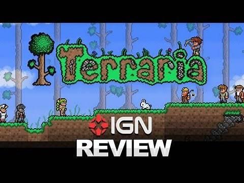 IGN Reviews - Terraria Review