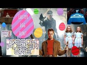 Easter Egg Hunt: READY PLAYER ONE