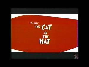 Nicksclustive The Cat In The Hat Promo (2003) (RARE AS HECK)