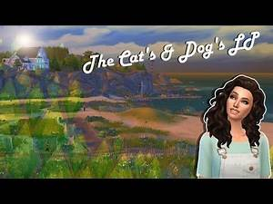 DOG DRINKING TOILET WATER?!?! I Sims 4 Cats and Dogs LP I Ep1