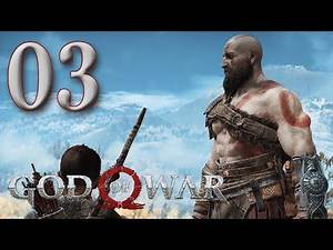 [03] God of War - Wildwood's Edge - Let's Play Gameplay Walkthrough (PS4)