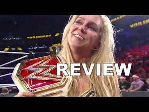 WWE Roadblock: End of the Line 2016 full show review, results, and highlights