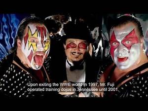 WWE Hall of fame Mr Fuji Harry Fujiwara has died