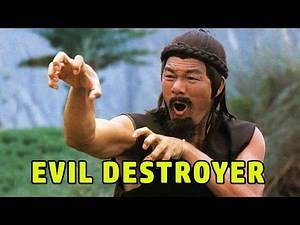 Wu Tang Collection - Evil Destroyer
