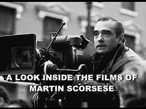 A Look Inside the Films of Martin Scorsese