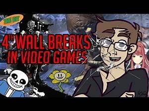 4th Wall Breaks in Video Games - The Bit