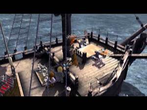 LEGO Pirates of the Caribbean The Game - Behind The Scenes
