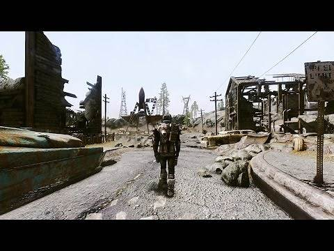 Fallout New Vegas Mods: Overgrowth ENB