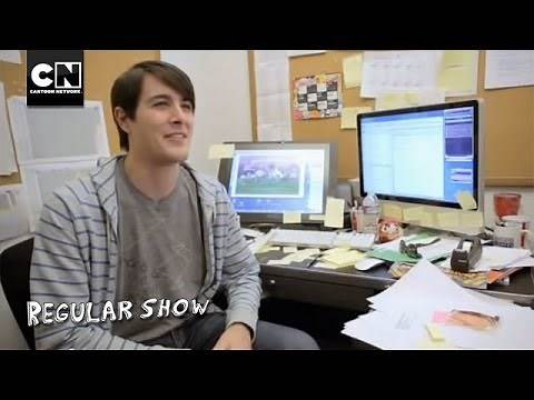 100th Episode Behind the Scenes   Regular Show   Cartoon Network