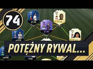 POTĘŻNY rywal... - FIFA 17 Ultimate Team [#74]